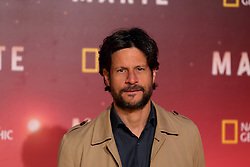 November 8, 2016 - Roma, RM, Italy - Italian actor Andrea Sartoretti during Red Carpet of the premier of Mars, the largest production ever made by National Geographic  (Credit Image: © Matteo Nardone/Pacific Press via ZUMA Wire)