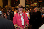 SHIRLEY HUGHES; , Drinks to celebrate the 60th anniversary of the Times Cheltenham Literature festival. Hosted by James Harding editor of the Times and the Directors of the Cheltenham Festival. The London Library. St. James's Sq. 23 September 2009.