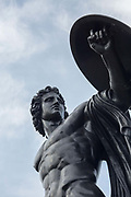 The Achilles statue in Hyde Park on the 23rd March 2019 in London in the United Kingdom. (photo by Sam Mellish / In Pictures via Getty Images)