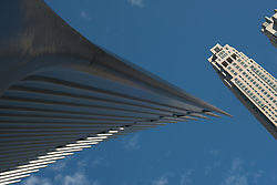 Calatrava at the World Trade Center