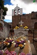 Church, cross, Jalisco, Mexico
