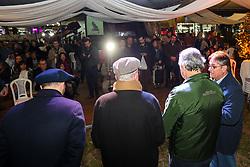Presidente do Sistema Farsul Gedeão Pereira participa do evento Assado do Bem, na 42ª Expointer, que ocorre entre 24 de agosto e 01 de setembro de 2019 no Parque de Exposições Assis Brasil, em Esteio. FOTO: André Feltes / Agência Preview