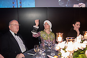 SIR JULIAN FELLOWES; LADY FELLOWES; ERIN O'CONNOR, Luminous -Celebrating British Film and British Film Talent,  BFI gala dinner & auction. Guildhall. City of London. 6 October 2015.