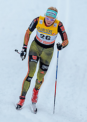 27.11.2016, Nordic Arena, Ruka, FIN, FIS Weltcup Langlauf, Nordic Opening, Kuusamo, Damen, im Bild Nicole Fessel (GER) // Nicole Fessel of Germany during the Ladies FIS Cross Country World Cup of the Nordic Opening at the Nordic Arena in Ruka, Finland on 2016/11/27. EXPA Pictures © 2016, PhotoCredit: EXPA/ JFK