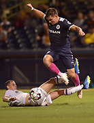 Nashville SC ties 2-2 with Toronto FC on Oct. 9, 2018 at First Tennessee Park in Nashville, Tenn.