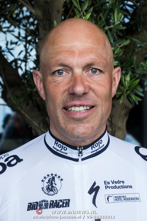 NLD/Ridderkerk/20140418 - Perspresentatie Sterrenfietsteam 2014, Gert Jakobs