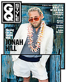 August 24, 2021 - USA: Jonah Hill Covers GQ Style Fall/Winter 2021