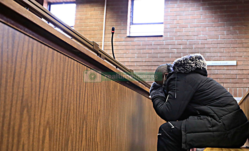 South Africa - Johannesburg   17 June 2020  Mzikayise Malapane (31) the Murder accused of Tshegofatso Pule who was found hanging on the tree with multiple stab wounds appeared for the first time at the Rodepoort magistrate court West of Johannesburg this afternoon. Photo Simphiwe Mbokazi African News Agency (ANA)
