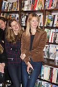 Allie Esiri's The Love Book launch party , Daunt Books <br /> 83 Marylebone High Street, London. 5 February 2014