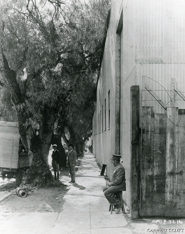 1924 Famous Players Lasky Studios