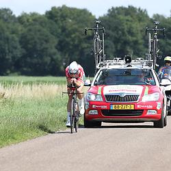 EMMEN (NED wielrennen <br /> Tijdrit Topcompetitie Emmen Diederik Deelen