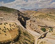 The Severan Bridge is a late Roman bridge located near Mount Nemrud.