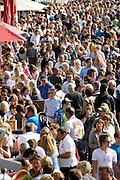 Nederland, Nijmegen, 20-7-2016Mensenmassa tijdens de zomerfeesten, vierdaagse,vierdaagsefeesten .Foto: Flip Franssen