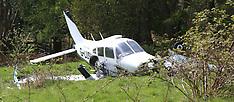 Plane Crash Yateley