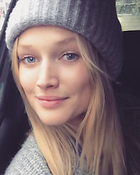 """Toni Garrn releases a photo on Instagram with the following caption: """"Couple more flights till sunshine! \nTsch\u00f6 Hamburg, war sch\u00f6n bei dir aber zu lecker \ud83d\ude02 \u2708\ufe0f \ud83c\udde8\ud83c\uddf7\ud83d\udc59"""". Photo Credit: Instagram *** No USA Distribution *** For Editorial Use Only *** Not to be Published in Books or Photo Books ***  Please note: Fees charged by the agency are for the agency's services only, and do not, nor are they intended to, convey to the user any ownership of Copyright or License in the material. The agency does not claim any ownership including but not limited to Copyright or License in the attached material. By publishing this material you expressly agree to indemnify and to hold the agency and its directors, shareholders and employees harmless from any loss, claims, damages, demands, expenses (including legal fees), or any causes of action or allegation against the agency arising out of or connected in any way with publication of the material."""