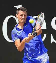 20170614, ATP Tour World, MercedesCup, Weissenhof Stuttgart,Tennis Sport, im Bild:..Bernard Tomic (AUS)..*Copyright by:  Philippe Ruiz..Oberbrunner Strasse 2.81475 MŸnchen, .Tel: 089 745 82 22, .Mobil: 0177 29 39 408..( MAIL:  philippe_ruiz@gmx.de ) ..Homepage: www.sportpressefoto-ruiz.de. (Credit Image: © Philippe Ruiz/Xinhua via ZUMA Wire)