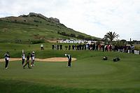 20090322: PORTO SANTO, MADEIRA ISLAND, PORTUGAL Ð PGA European Tour: Madeira Islands Golf Open BPI Ð Day 4. In picture: Estanislao GOYA (ARG). <br />PHOTO: Octavio Passos/CITYFILES