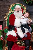 Santa at Loyola