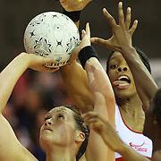 New Zealand V England Netball