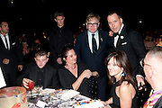 BEN DREW; ( PLAN B ); GEORGIE ATHERTON; SIR ELTON JOHN; DAVID FURNISH; , Grey Goose Winter Ball to Benefit the Elton John AIDS Foundation. Battersea park. London. 29 October 2011. <br /> <br />  , -DO NOT ARCHIVE-© Copyright Photograph by Dafydd Jones. 248 Clapham Rd. London SW9 0PZ. Tel 0207 820 0771. www.dafjones.com.