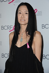 May 12, 2017 - New York, NY, USA - May 12, 2017  New York City..Vera Wang attending The Breast Cancer Research Foundation's Annual Hot Pink Party on May 12, 2017 in New York City. (Credit Image: © Kristin Callahan/Ace Pictures via ZUMA Press)