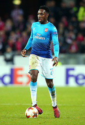 Danny Welbeck of Arsenal - Mandatory by-line: Robbie Stephenson/JMP - 23/11/2017 - FOOTBALL - RheinEnergieSTADION - Cologne,  - Cologne v Arsenal - UEFA Europa League Group H