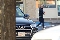 "EXCLUSIVE: *NO WEB UNTIL 0001AM GMT 31ST JAN* Coleen Rooney is spotted out in Bethesda, Maryland where she drove herself to in a new Audi with dealer plates. The WAG reportedly wrote-off the family's Honda CRV recently, ""One side of the car was completely caved in"" according to source. Coleen took the time to go to the UPS store where she was returning gifts to Amazon. She also went to Le Pain Quotidian to get some lunch to go. Worth noting, in Maryland, dealer plates are good for 60 days; with the expiration date on these plates set at March 23, it's deduced that the car was obtained on Wednesday. 26 Jan 2019 Pictured: Coleen Rooney. Photo credit: MEGA TheMegaAgency.com +1 888 505 6342"