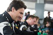 January 26-29, 2017: Rolex Daytona 24. 61 GRT Grasser Racing Team, Lamborghini Huracan GT3, Christian Engelhart, Rolf Ineichen, Christopher Lenz, Milos Pavlovic