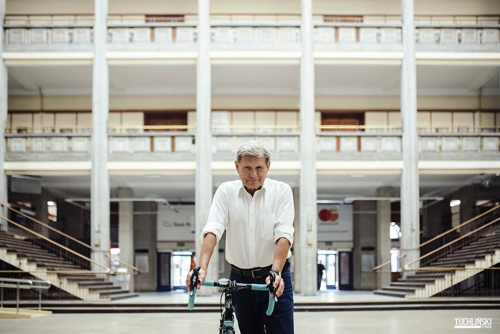 05.09.2019 Warszawa. prof Leszek Balcerowicz.<br /> Fot. Adam Tuchlinski dla Newsweek Polska