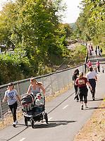 WOW Fest activities on September 17, 2011.