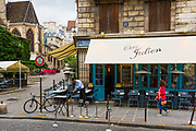 Restaurant in Paris near Jardin du Luxembourg