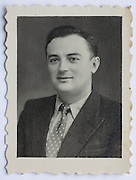 portrait photo 1949