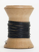 a spool with thread