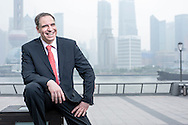 CHINA / Shanghai <br /> <br /> CEO Amir Galor of Infinity <br /> <br /> © Daniele Mattioli Shanghai China Corporate and Industrial Photographer  For Infinity Israel