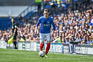 Portsmouth Midfielder, Ronan Curtis (11) during the EFL Sky Bet League 1 match between Portsmouth and Coventry City at Fratton Park, Portsmouth, England on 22 April 2019.