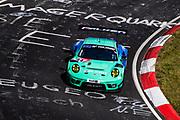 June 19-23, 2019: 24 hours of Nurburgring. 44 Falken Motorsport Klaus Bachler Jörg Bergmeister Martin Ragginger Dirk Werner Porsche 911 GT3 R