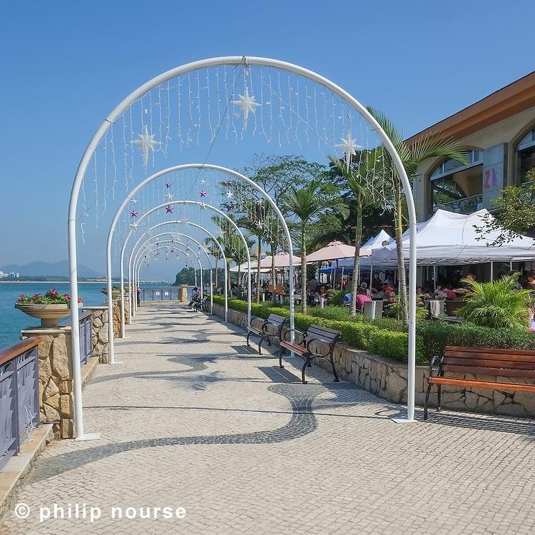 Waterfront, Discovery Bay, Lantau Island