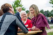 Queen Maxima opens Neighbour Day, Nieuw Buinen 13-06-2017
