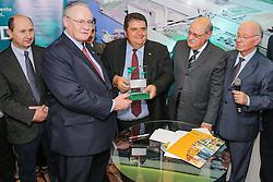 Homenagem do BRDE a Organização das Cooperativas Brasileiras na 38ª Expointer, que ocorrerá entre 29 de agosto e 06 de setembro de 2015 no Parque de Exposições Assis Brasil, em Esteio. FOTO: Pedro H. Tesch/ Agência Preview