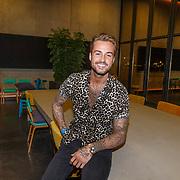 NLD/Amsterdam/20181031 - Boxingstars 2018, 1e aflevering, Dave Roelvink