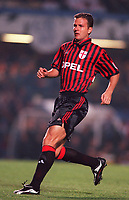 Fotball<br /> Italia<br /> Feature AC Milan<br /> Foto: Colorsport/Digitalsport<br /> NORWAY ONLY<br /> <br /> Olivier Bierhoff - AC Milan. Chelsea v AC Milan, European Champions League Group H