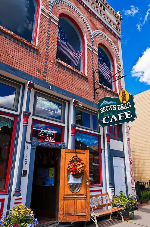 The Brown Bear Cafe, Silverton, Colorado