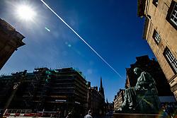 21APR21 Edinburgh sky today