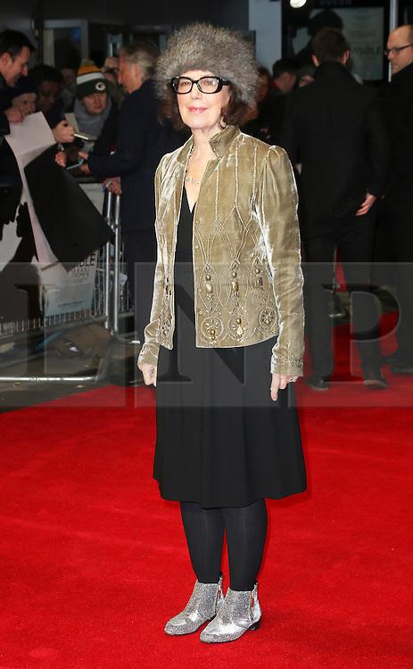 © London News Pictures. Claire Tomalin, The Invisible Woman - UK film premiere, Odeon Kensington High Street, London UK, 27 January 2014. Photo credit: Richard Goldschmidt/LNP