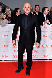 Ross Kemp attending the National Television Awards 2018 held at the O2 Arena, London. PRESS ASSOCIATION Photo. Picture date: Tuesday January 23, 2018. See PA story SHOWBIZ NTAs. Photo credit should read: Matt Crossick/PA Wire