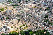 Nederland, Gelderland, Nijmegen, 26-06-2013; binnenstad Nijmegen met Stevenskerk.<br /> Town of Nijmegen.<br /> luchtfoto (toeslag op standaard tarieven);<br /> aerial photo (additional fee required);<br /> copyright foto/photo Siebe Swart.