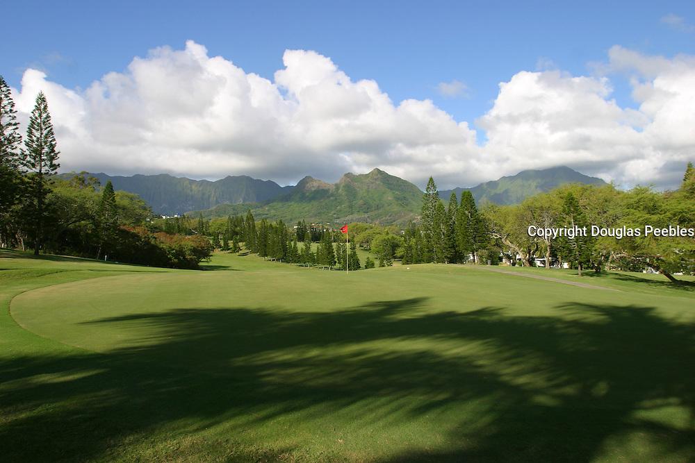 Mid Pacific Country Club, Lanikai, Kailua, Oahu<br />