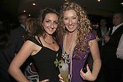 NATASHA CORRETT AND KELLY HOPPEN, THREE'S A CROWD EVENTS LAUNCHES, THE MAYFAIR HOTEL BAR, STATTON ST. LONDON.<br />5 December 2006. ONE TIME USE ONLY - DO NOT ARCHIVE  © Copyright Photograph by Dafydd Jones 248 CLAPHAM PARK RD. LONDON SW90PZ.  Tel 020 7733 0108 www.dafjones.com