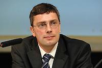 14 MAR 2007, BERLIN/GERMANY:<br />  Dr. Peter Langkafel, Senior Business Consultant SAP, Financial Times Deutschland Konferenz zur Gesundheitswirtschaft, Umspannwerk<br /> IMAGE: 20070314-01-011