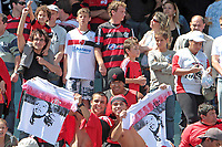 20111030: PORTO ALEGRE, BRAZIL - Football match between Gremio and  Flamengo teams held at the Sao januario. In picture Flamengo supporters<br />